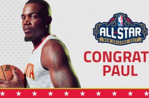 Well Deserved: Atlanta Hawks Star Paul Millsap Named to his Fourth Consecutive Eastern Conference All-Star Team