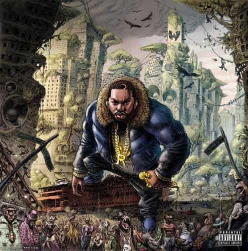 Rae-495x500 Raekwon Reveals Release Date & Album Cover For Forthcoming Solo-Album 'The Wild'
