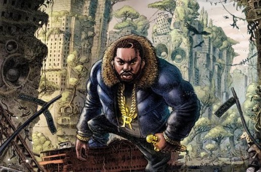 Raekwon Reveals Release Date & Album Cover For Forthcoming Solo-Album 'The Wild'
