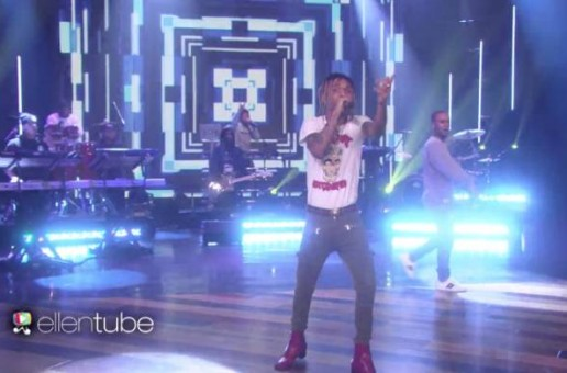 "Watch Rae Sremmurd Please The Crowd With ""Black Beatles"" On Ellen! (Video)"