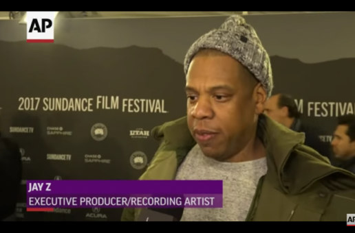 "Jay Z Interviewed At Sundance Music Festival About ""TIME: The Kalief Browder Story"""