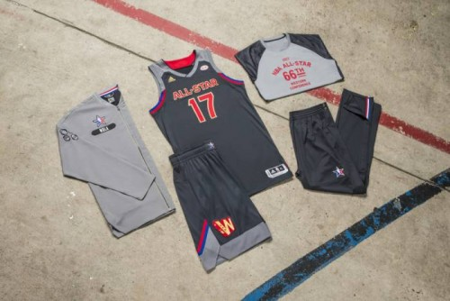 West-500x334 NOLA Bound: The 2017 NBA All-Star Jerseys Have Been Revealed