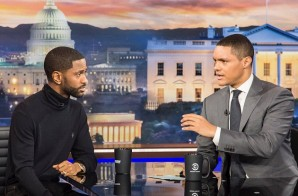Big Sean Stops By 'The Daily Show' (Video)