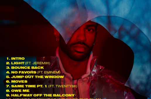 Big Sean Unveils 'I Decided' Tracklist