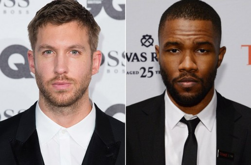 Calvin Harris Teases Frank Ocean Collaboration!
