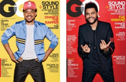 ch-500x324 Both Chance The Rapper & The Weeknd Cover The February Issue Of GQ!
