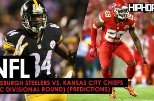NFL Playoffs: Pittsburgh Steelers vs. Kansas City Chiefs (AFC Divisional Round) (Predictions)
