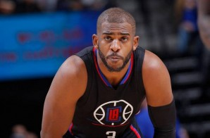 Tough Break: Los Angeles Clippers Star Chris Paul OUT 6-8 Weeks With a Thumb Injury