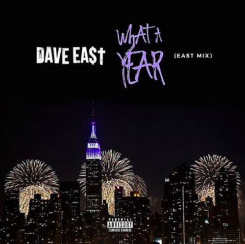 de-500x498 Dave East - What A Year (Eastmix)