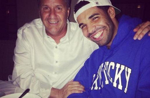 Listen To Coach Cal's Interview With Drake