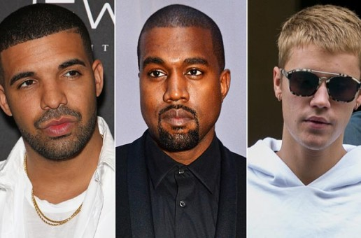 Looks like Drake, Kanye West & Justin Bieber Won't Be Attending The Grammys!
