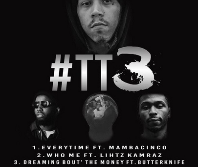 Drama – #TT3 (Triple Threat EP)