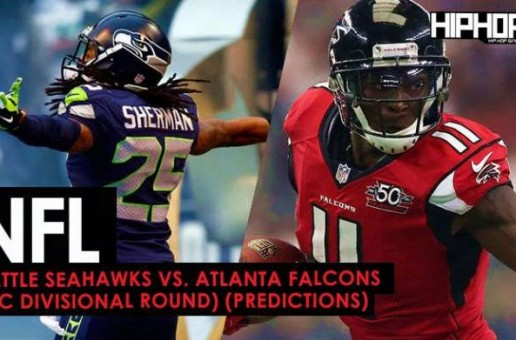 NFL Playoffs: Seattle Seahawks vs. Atlanta Falcons (NFC Divisional Round) (Predictions)