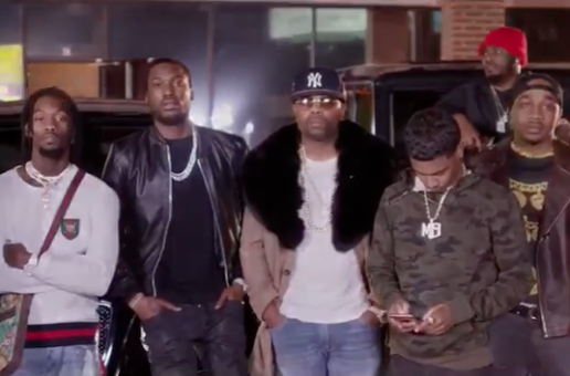 Fly Ty Featuring Jadakiss & Offset (Migos) – Large Bag (Behind the Scenes Video)