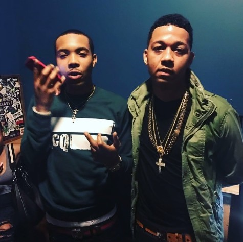 gh G Herbo - Blackin Out Ft. Lil Bibby (Video)