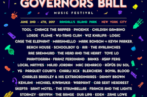 Check Out The 2017 Governors Ball Lineup!