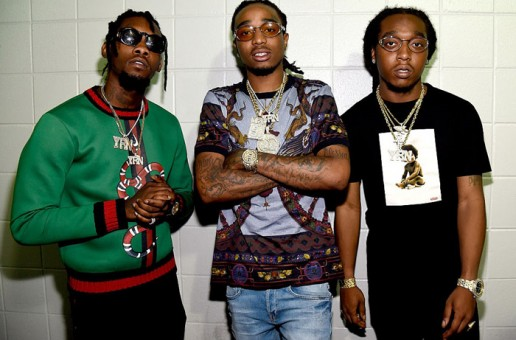 "Migos Earn Their First No. 1 Hit On Hot 100 w/ ""Bad And Boujee"""