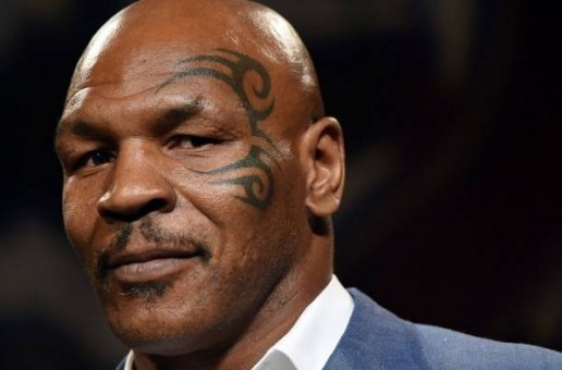 Mike Tyson Is Currently Working On His Debut Album!