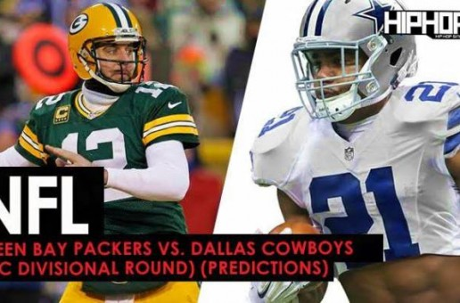 NFL Playoffs: Green Bay Packers vs. Dallas Cowboys (NFC Divisional Round) (Predictions)