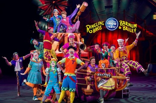Curtain Call: Ringling Bros. & Barnum & Bailey Circus Will Perform For The Final Time In May