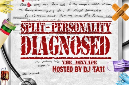Split-Personality – Diagnosed (Mixtape)
