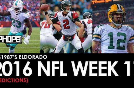 HHS1987's Eldorado 2016 NFL Week 17 (Predictions)