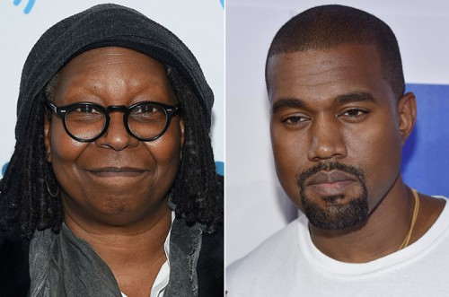 whoopi-goldberg-kanye-west-500x331 Whoopi Goldberg Calls Out Kanye West In Latest Episode of The View
