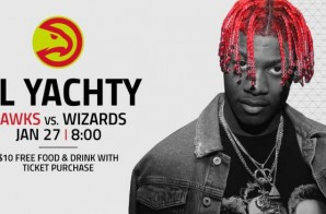 Lil Yachty Set to Perform at Halftime of Hawks vs. Wizards Contest on Jan. 27