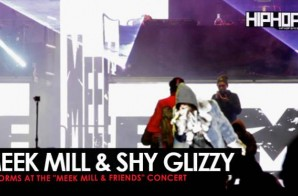 Meek Mill Brings Out Jefe (Shy Glizzy) to Perform at His Meek Mill & Friends Concert (Video)