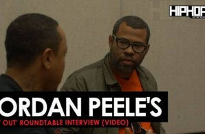 Jordan Peele's 'Get Out' Roundtable Interview (Video)