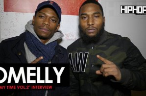 "Omelly ""On My Time Vol.2"" Interview (HipHopSince1987 Exclusive)"