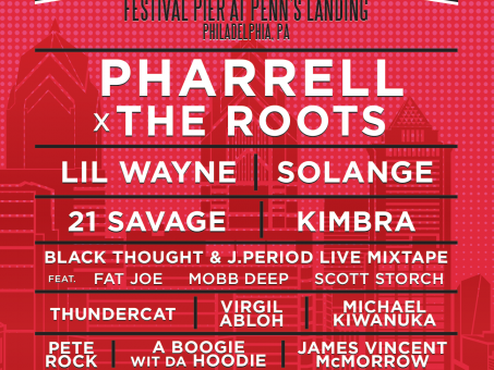 The Roots Picnic 2017!!! Tickets available NOW!!