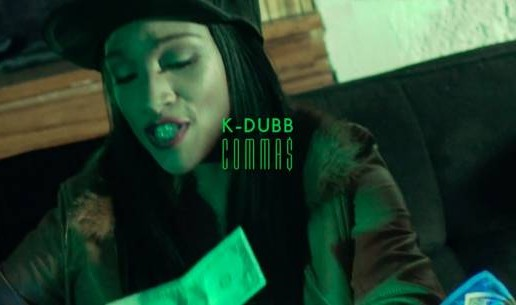 K Dubb – Commas Prod. by Basic Beats (Official Video)