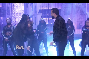 "Watch Keyshia Cole Perform ""You"" With Remy Ma & French Montana On ""The Real"""
