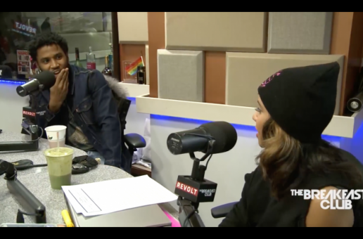 "Trey Songz Talks New Show ""Tremaine The Playboy,"" New Album, Keke Palmer & More On The Breakfast Club (Video)"