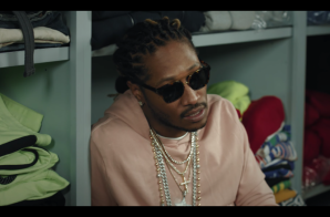 "Future Discusses Surprise New Album ""HNDRXX"" With Zane Lowe (Video)"