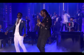 "2 Chainz & Gucci Mane Bring Some ""Good Drank"" To The Tonight Show! (Video)"