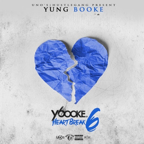Yung-Booke- Yung Booke - Heartbreak 6 (Mixtape)