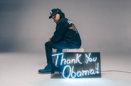 "Chance the Rapper Models For Joe Freshgoods' ""Thank You Obama"" Collection!"