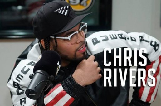 Chris Rivers Freestyles on Funk Flex Show