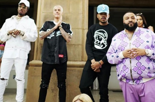 "DJ Khaled Reveals ""Top Secret Anthem"" With Migos, Chance the Rapper & Justin Bieber!"