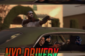 Scram Jones –  NYC DRIVEBY Ft. Uncle Murda, Dave East & Styles P