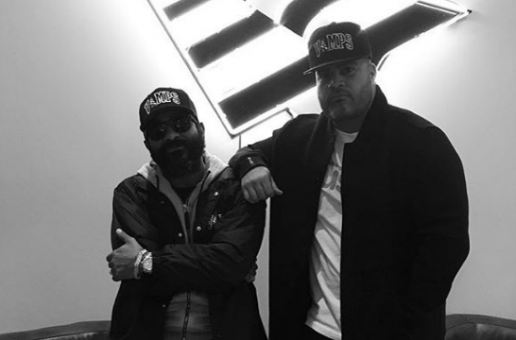 Jim Jones Signs To Roc Nation