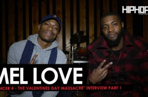 "Mel Love ""Silencer 4"" Interview Part 1"