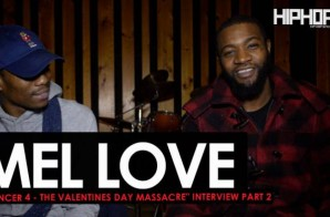 "Mel Love ""Silencer 4"" Interview Part 2 (HipHopSince1987 Exclusive)"