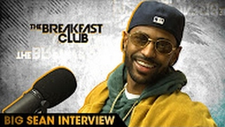 Big Sean Stops By The Breakfast Club To Talk 'I Decided' Album, Jhene Aiko, Working W/ Eminem & More (Video)