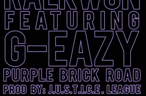 Raekwon – Purple Brick Road Ft. G-Eazy (Prod. By J.U.S.T.I.C.E. League)