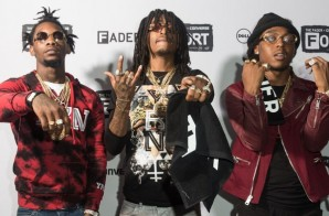 Migos 'Culture' Hits Number 1 On The Charts!