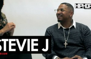 Stevie J HipHopSince1987 Interview