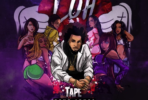 Kent Jones – The Luh Tape (Mixtape)